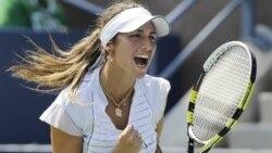 جلوگیری از حضور خانواده ارغوان رضایی در مسابقات تنیس