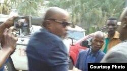 Le chanteur congolais Koffi Olomide interpellé à Kinshasa en RDC, le 26 juillet 2016