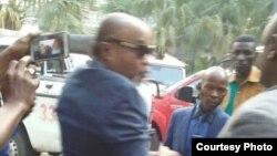 Le chanteur Koffi Olomide interpellé à Kinshasa en RDC le 26 juillet 2016.