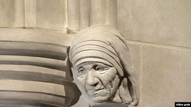 Patung Ibu Teresa (Foto: ilustrasi)