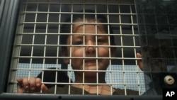 Хлопчик, врятований з табору торгівлі людьми в Таїланді