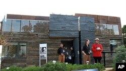 加拿大艾伯塔省队兼具艺术与环保的房屋