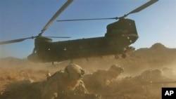 Διερεύνηση της πτώσης του αμερικανικού ελικοπτέρου στο Αφγανιστάν