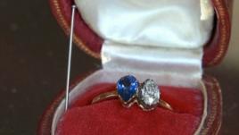 Shitet në ankand unaza e gruas së Napoleonit