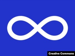 Official flag of the Métis Nation.