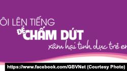 Thỉnh nguyện thư của GBVNet đang được lan truyền trên mạng xã hội cho mọi người ký.