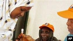 Gota milagrosa. Vacinação contra a polio