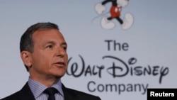 Archivo - Robert Iger, presidente ejecutivo de la Corporación Walt Disney, recibió compensación de $65 millones, 600 mil dólares, en 2018.