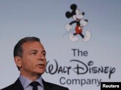Robert Iger - Director Ejecutivo de Walt Disney Co.