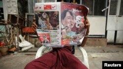 Nhóm tranh đấu cho quyền truyền thông Ký giả Không biên giới nói Miến Điện vẫn xếp hạng thứ 151 trong danh sách 179 quốc gia về tự do báo chí.
