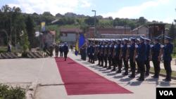 Ceremonija primopredaje donacije Ministarstvu odbrane BiH