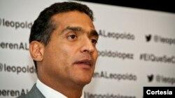 Juan Carlos Gutiérrez, abogado defensor