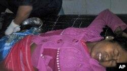 Osoba povredjena u sinoćnjem napadu u indijskoj državi Asam