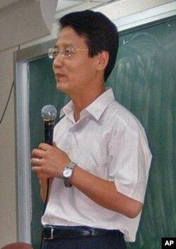 赵建民,前陆委会副主任,政治大学国家发展研究所教授