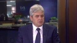 Intervistë me Ali Ahmetin, kryetari i BDI-së