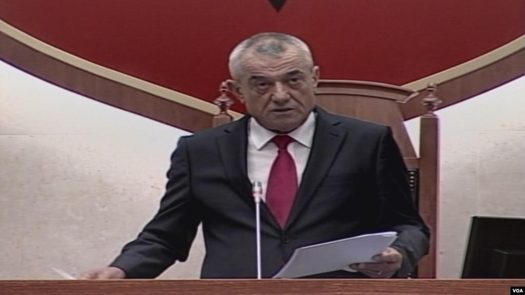 Gramoz Ruçi zgjidhet kryetar i ri i Parlamentit