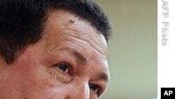 委内瑞拉总统查韦斯支持伊朗核项目