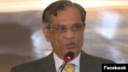Ketua Mahkamah Agung Pakistan, Mian Saqib Nisar