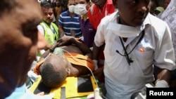 Building Collapses in Tanzania