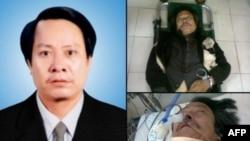 Nạn nhân Trịnh Xuân Tùng bị công an Nguyễn Văn Ninh đánh chết vì không đội nón bảo hiểm