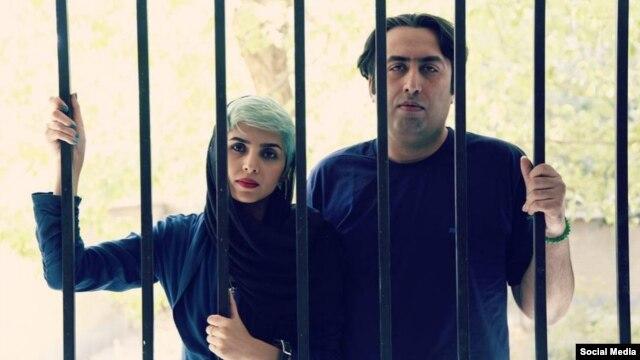 مهدی موسوی و فاطمه اختصاری دو شاعر محکوم شده به زندان