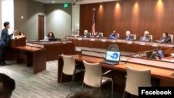 加利福尼亞州里士滿市議會10月1日投票決定,將亨廷頓大道的一部分改名為'達賴喇嘛大道'