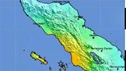 زلزله ای به شدت هفت ممیز هشت دهم ریشتر سوماترا را لرزاند