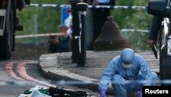 L'enquête a débuté tout de suite après le meurtre à Whoolwich, le 22 mai 2013
