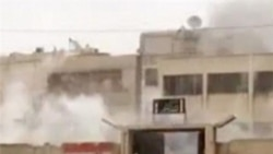 Related video of Homs violence