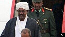 Le président du Sudan Omar el-Béchir, 28 juin 2011