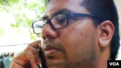 Koordinator KONTRAS, Haris Azhar
