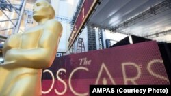 Preparations continue Thursday, February 23, 2017 for the 89th Oscars® for outstanding film achievements of 2016.