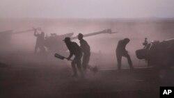 درگیری نیروهای ارتش شوریه با شورشیان مخالف بشار اسد - آرشیو