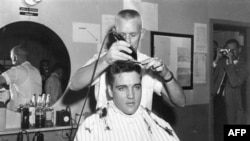Элвис Пресли в армии. Март 1958 года