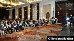 Bakıda Avropa İttifaqı-Azərbaycan biznes forumu keçirilir