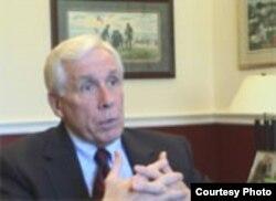 沃尔夫议员,来源:沃尔夫议员办公室 Congressman Frank Wolf, credit: Congressman Wolf's Office