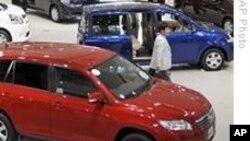 Тојота нареди запирање на продажбата на Џи-Екс 460