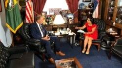 Uzbekistan: Interview with U.S. Congressman Trent Kelly (R-Missisippi)