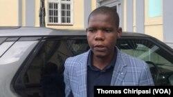 Munyori weZimbabwe Association of Doctors for Human Rights, VaNorman Matara