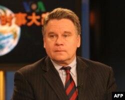 美国国会共和党籍众议员,国会及行政当局中国委员会主席克里斯·史密斯