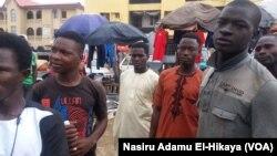Wasu masu sauraren Sashen Hausa