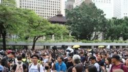 G-20峰会前 反送中抗议者向驻香港19国请愿