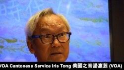 公民實踐培育基金主席詹德隆表示,香港作為一個國際金融中心,與新聞自由息息相關