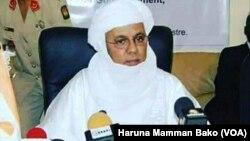 Firayim Ministan Nijar, Birji Rafini a taron bikin tunawa da ranar da tawayen Abzinawan kasar ya kawo karshe