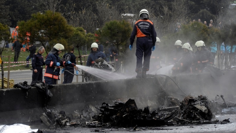 Report: Five Killed in Helicopter Crash in Turkey