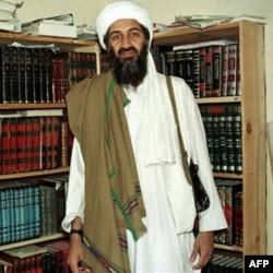 Osama bin Ladenning 1998 yilda olingan surati