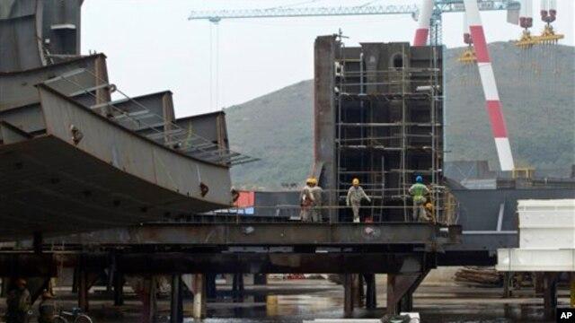 Tập đoàn Công nghiệp Đóng tàu Trung Quốc cho biết đã ký hợp đồng đóng 2 tàu tuần duyên, trong đó có một chiếc có lượng giãn nước 10.000 tấn.