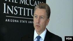 Izvršni direktor Mekejnovog instituta za međunarodno liderstvo Kurt Volker