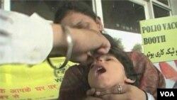 Para ahli mengatakan sekarang adalah kesempatan untuk mengubah sejarah dan memberantas polio secara tuntas. (Foto: Dok)