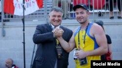 Арсен Аваков і Сергій Торчинський на «Іграх нескорених» у Канаді